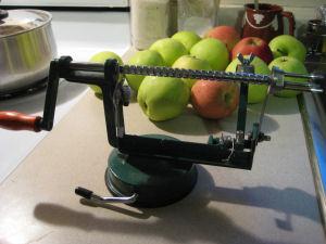 Apple crisp 004