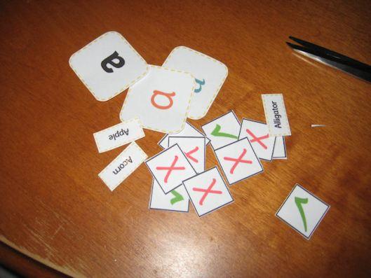 14- Cut pieces :)