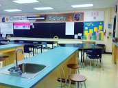 Classroom from back