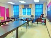 Classroom from door