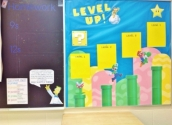 Level Up and Homework Board